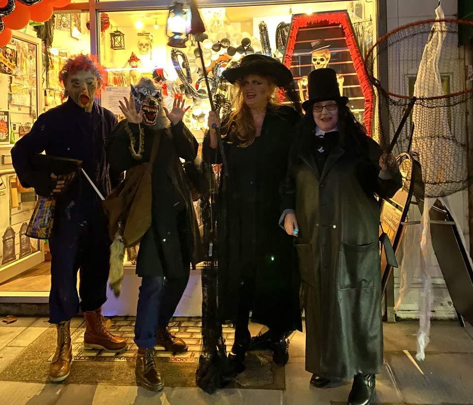 halloween Pimlico 2020 pic 1