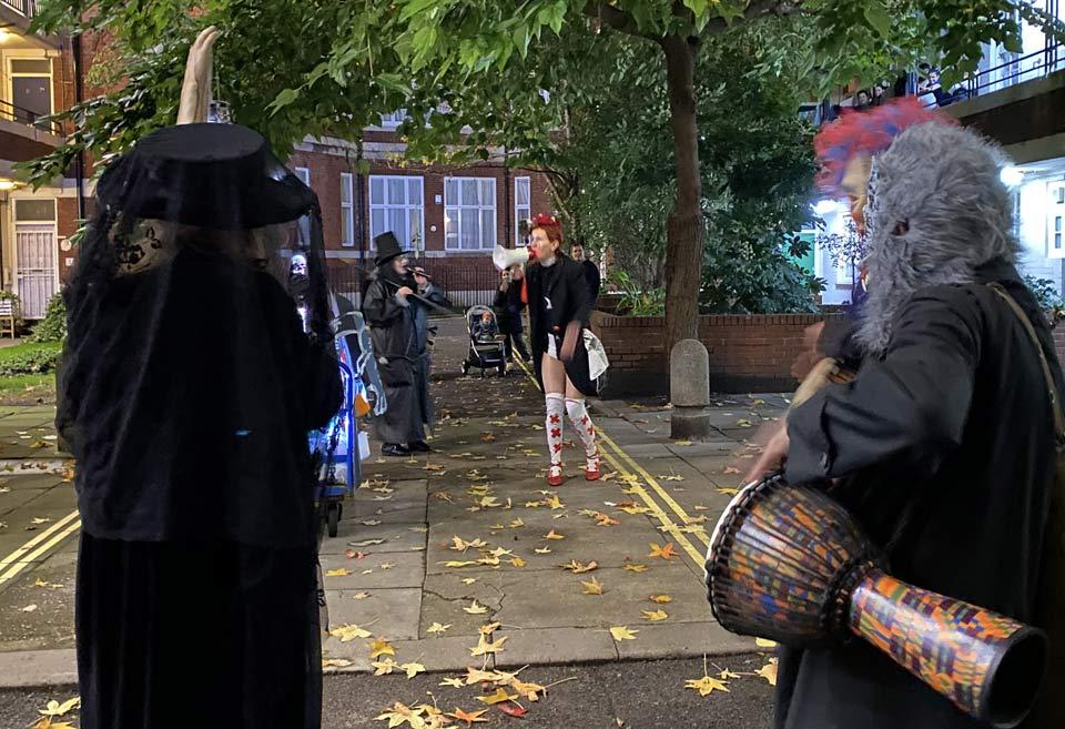 halloween Pimlico 2020 pic 2